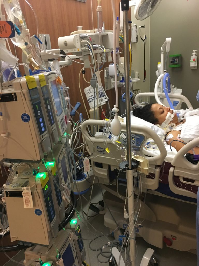 This Mommy's Heart - My PPCM Story - ECMO