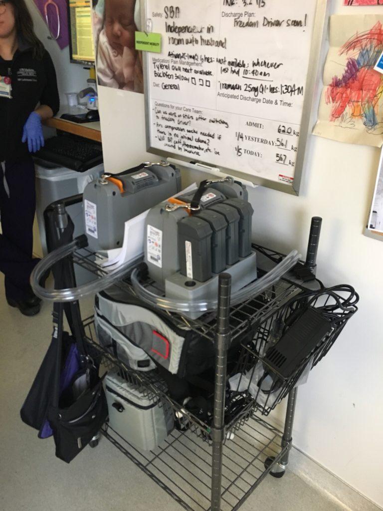 Freedom Driver equipment