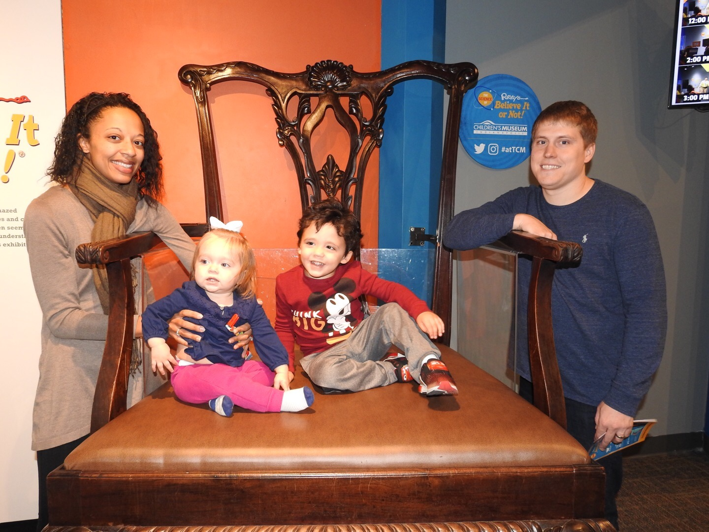 First Year Post-Transplant - Indianapolis Children's Museum of Indianapolis
